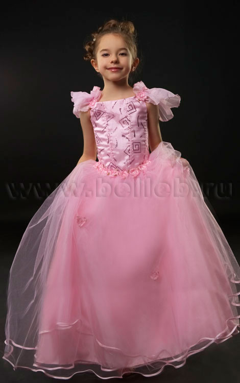 Детские платья на прокат детская