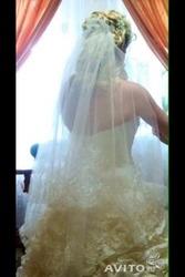 Продаю свадебное платье в идеальном состоянии