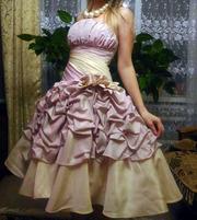 Продается эксклюзивное Выпускное платье