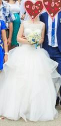 Любимое свадебное платье