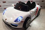 Продаем детский электромобиль порше o 003 oo