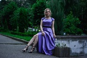 Продаю вечернее платье,  сшито на заказ в Москве