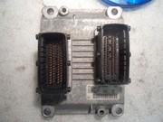 Блок управления двигателем ЭБУ Alfa Romeo 147 0261206707