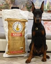 Реально популярный корм для собак