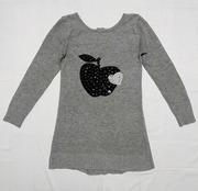 Теплый свитер - платье